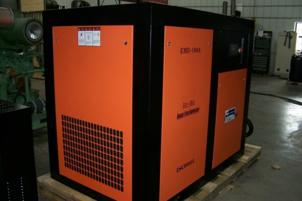 Air-Max EMD 50 hp  460 V  Variable Speed Drive Industrial Rotary Screw Comp